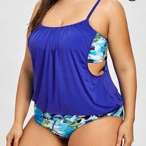 Other - Plus sized swim suit